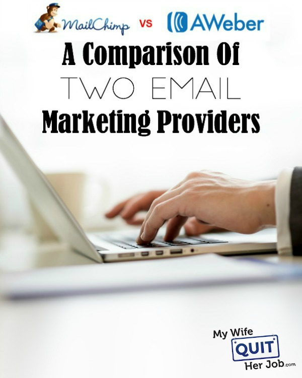 Aweber Vs MailChimp - A Comparison of Two Email Marketing Providers