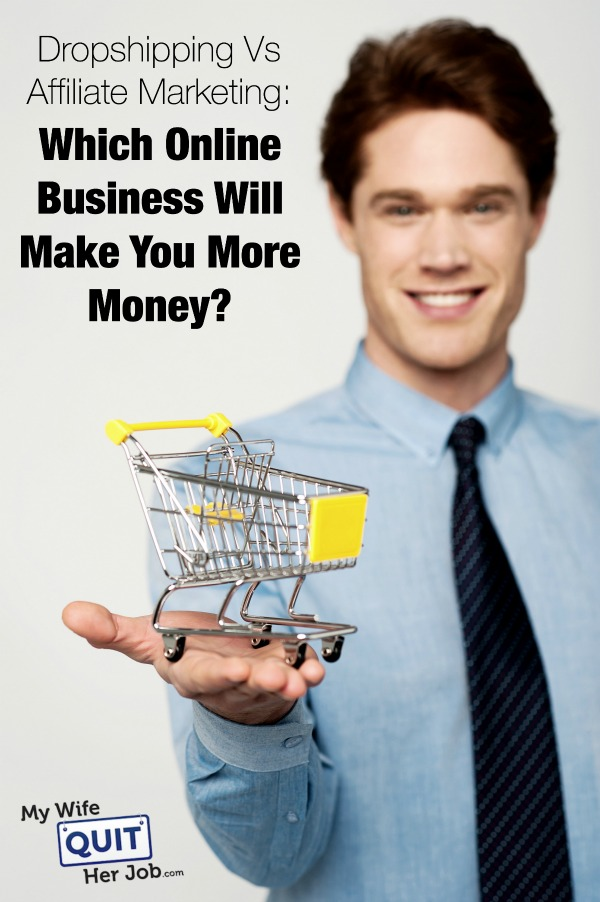 Dropshipping vs. Affiliate Marketing Which Online Business Will Make You More Money