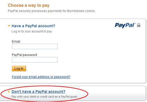 sprawozdawczości kredytowej Paypal