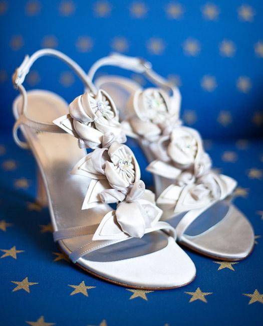 Shoe photo background