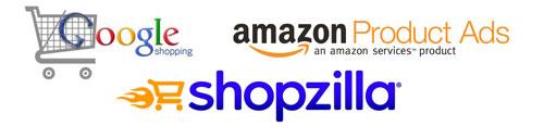 google amazon shopzilla