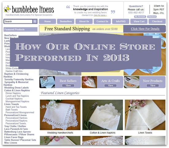 Bumblebee Linens Banner