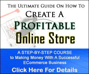Profitable Online Store