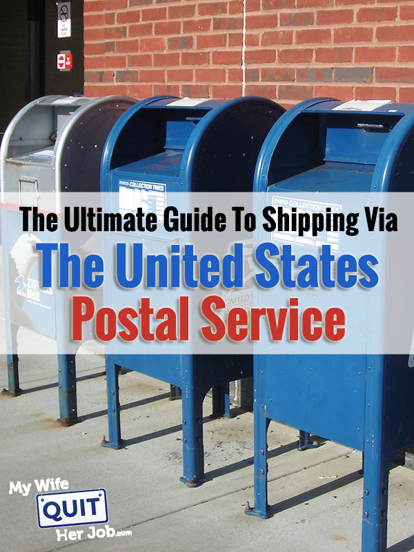 How To Ship A Package Via The United States Postal Service