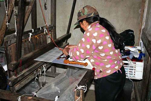 Ecuadorian Crafter