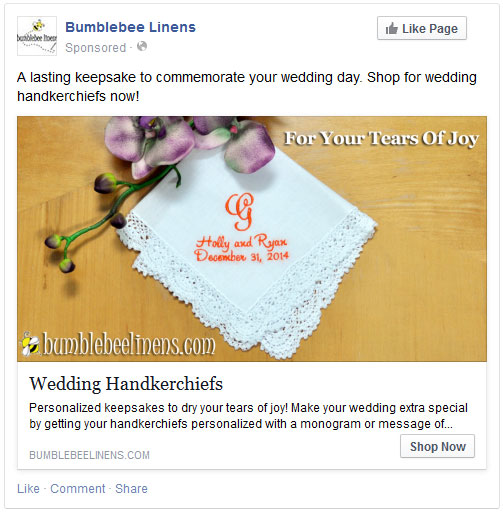 BBL Facebook ad