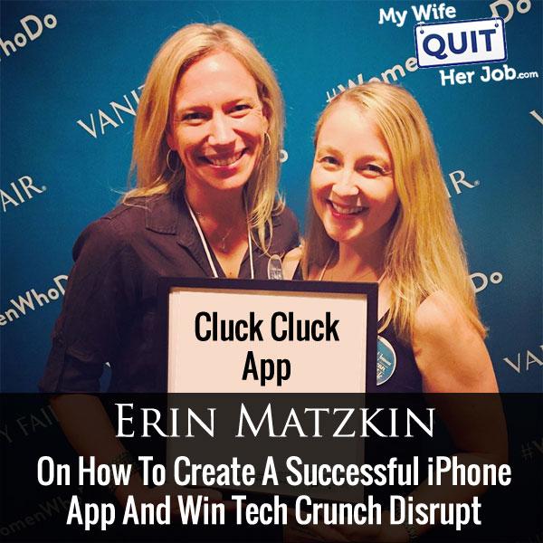 How To Create A Successful iPhone App With Erin Matzkin