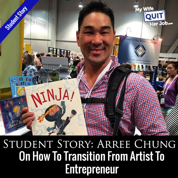 Student Story Arree Chung On How To Transition From Artist To Entrepreneur