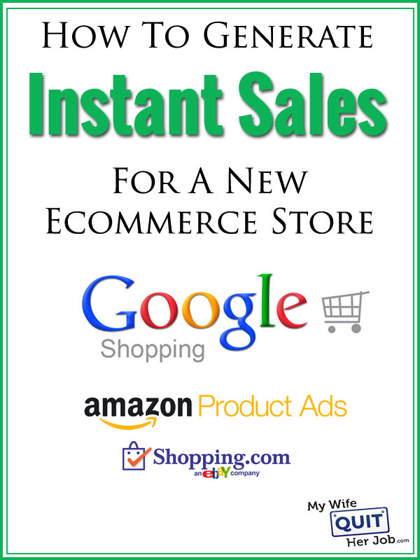 How To Generate Instant Sales For A New Ecommerce Store