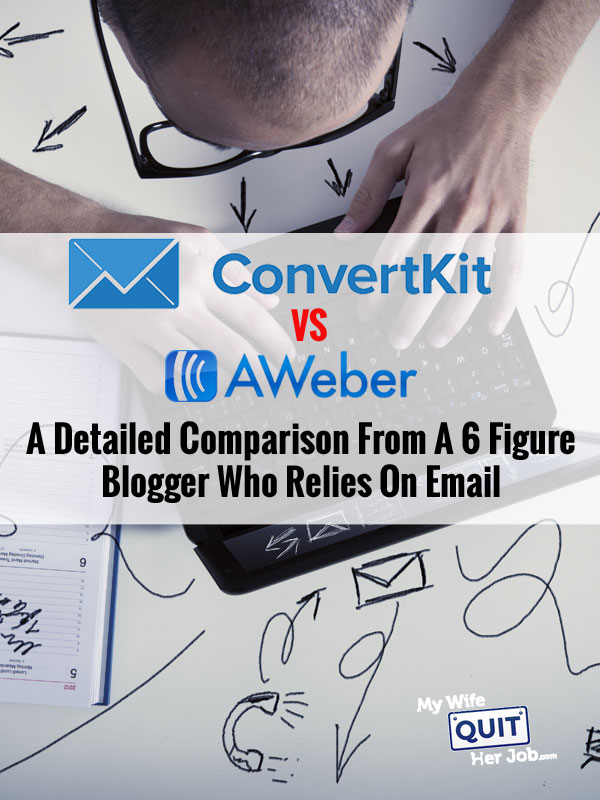 ConvertKit Vs AWeber – A Detailed Comparison From A 6 Figure Blogger Who Relies On Email