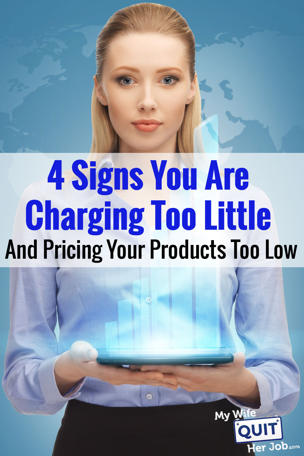 Pricing Strategy - Are You Charging Too Little For Your Products And Services?