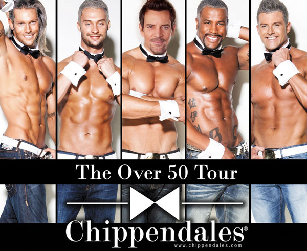 tony chippendales