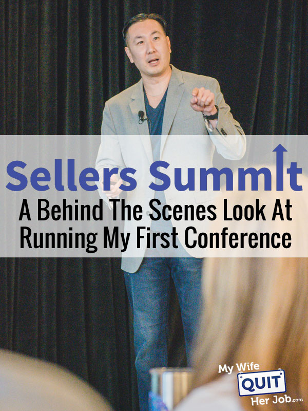 A Behind The Scenes Look At Starting My First Conference, The Sellers Summit