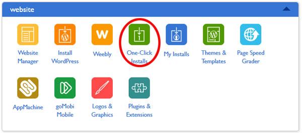 1 click install