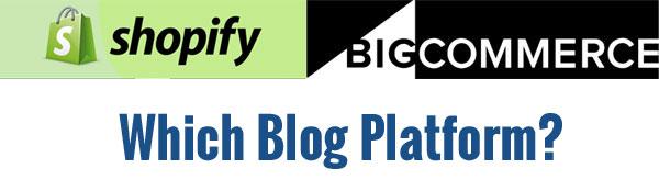 Which Blog Platform
