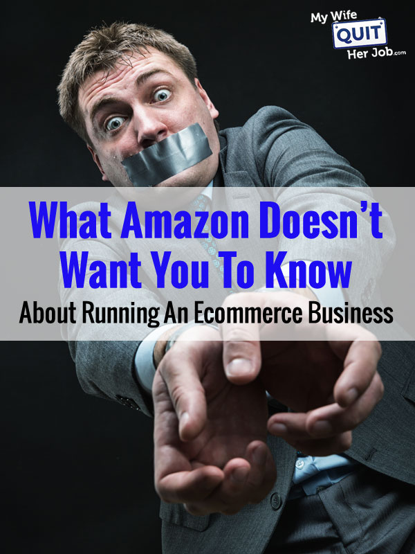 Why Amazon Sucks For Building A Sustainable Ecommerce Business