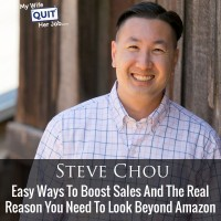 152: Easy Ways To Boost Sales And The Real Reason You Need To Look Beyond Amazon