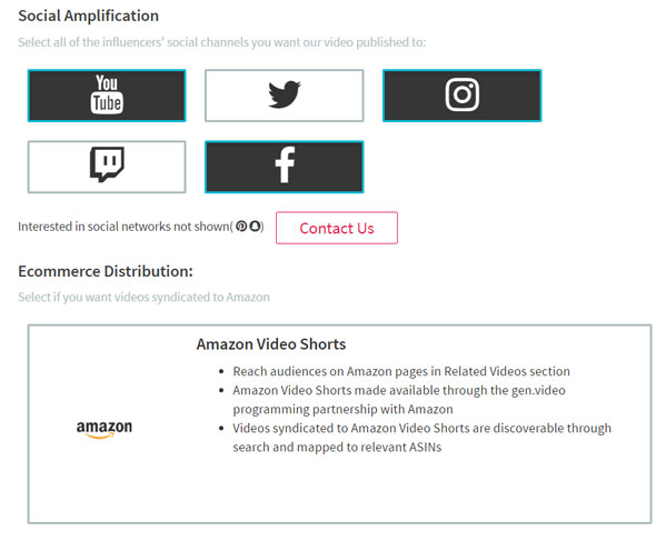 genvideo platforms