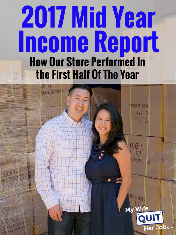 2017 Mid Year Income Report: How Our Online Store Performed In The First Half Of The Year