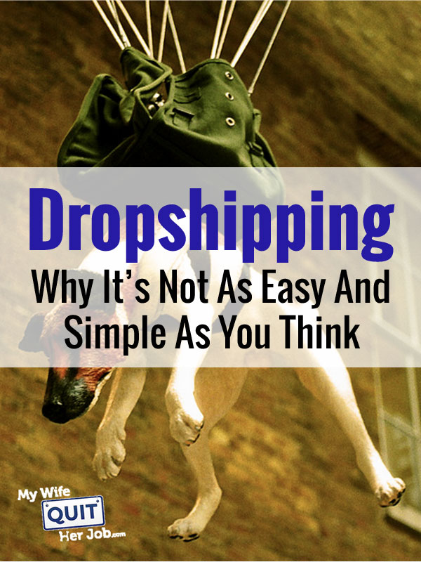Why Dropshipping Isn't As Easy And Simple As You Think