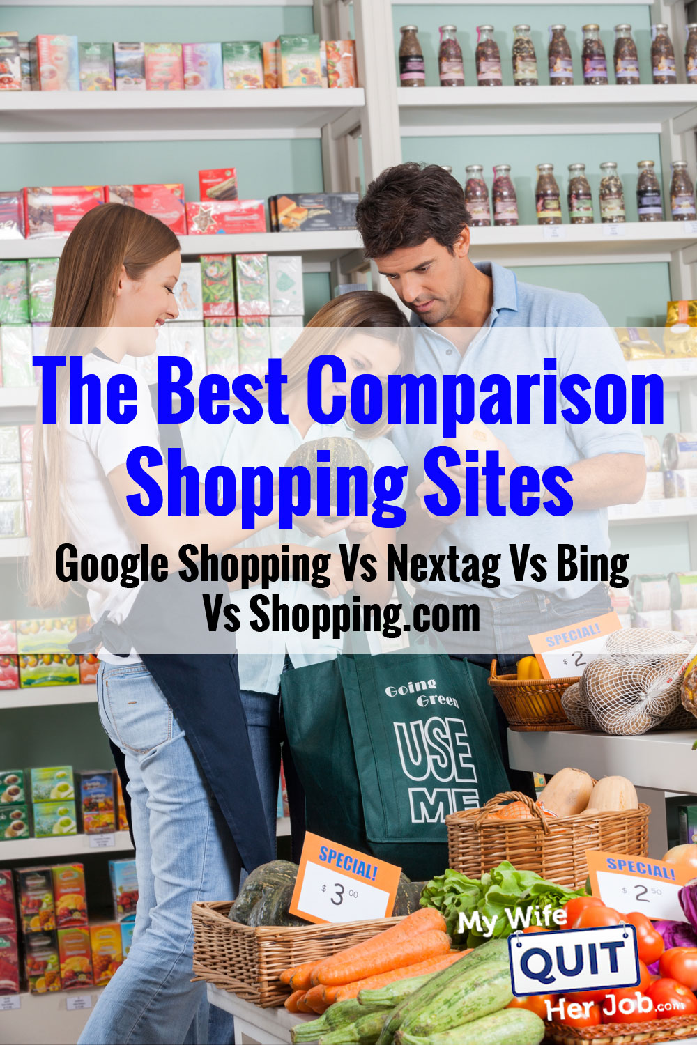 Best Comparison Shopping Sites - Google Shopping Vs Nextag Vs Bing Vs Shopping.com