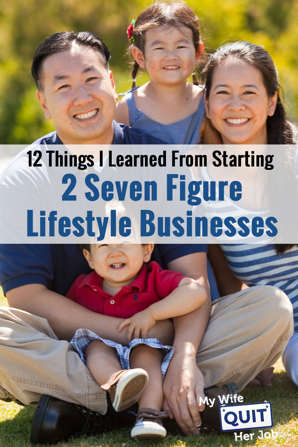 12 Things I Learned From Starting Two 7 Figure Lifestyle Businesses