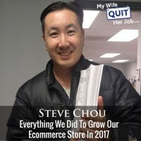 191: Everything We Did To Grow Our Ecommerce Store In 2017 With Steve Chou