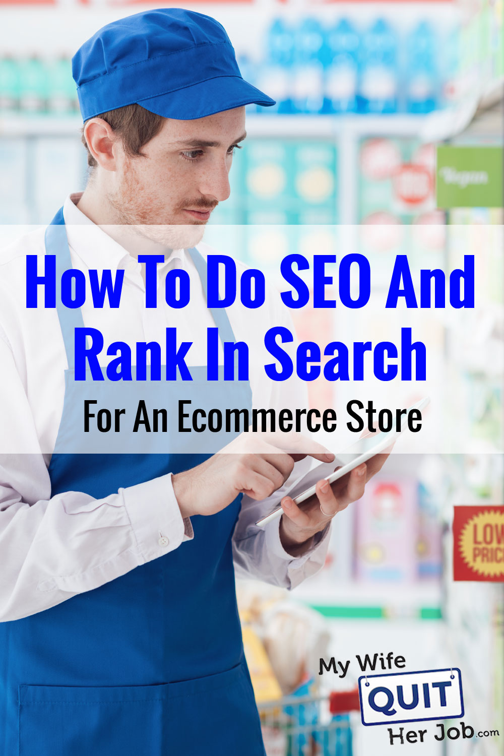 How To Do SEO And Rank In Search For An Ecommerce Store