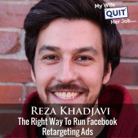The Right Way To Run Facebook Retargeting Ads With Reza Khadjavi Of Shoelace