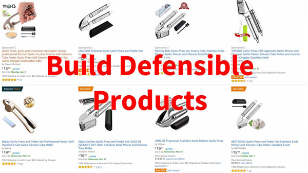 Defensible Products