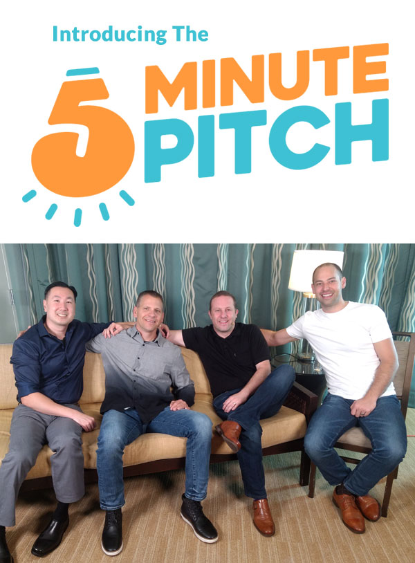 The 5 Minute Pitch