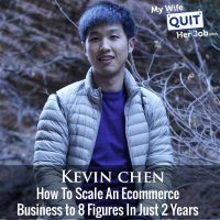 How To Scale An Ecommerce Business to 8 Figures In Just 2 Years With Kevin Chen