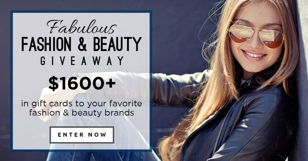Fashion Beauty Giveaway