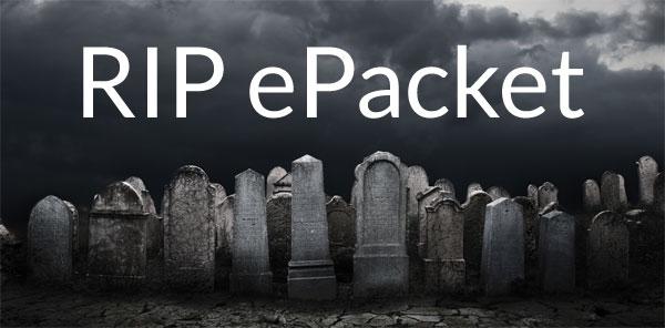 ePacket RIP