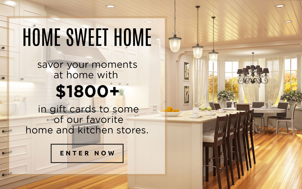 Home Kitchen Giveaway