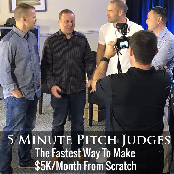 The Fastest Way To Make 5K/Month From Scratch With Greg Mercer, Mike Jackness And Scott Voelker