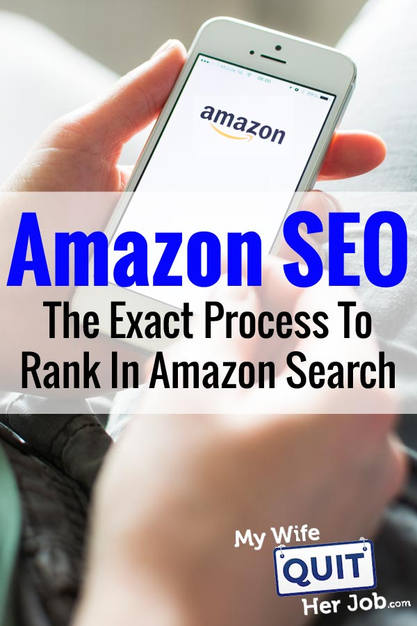 Amazon SEO - A Step By Step Process To Rank In Amazon Search