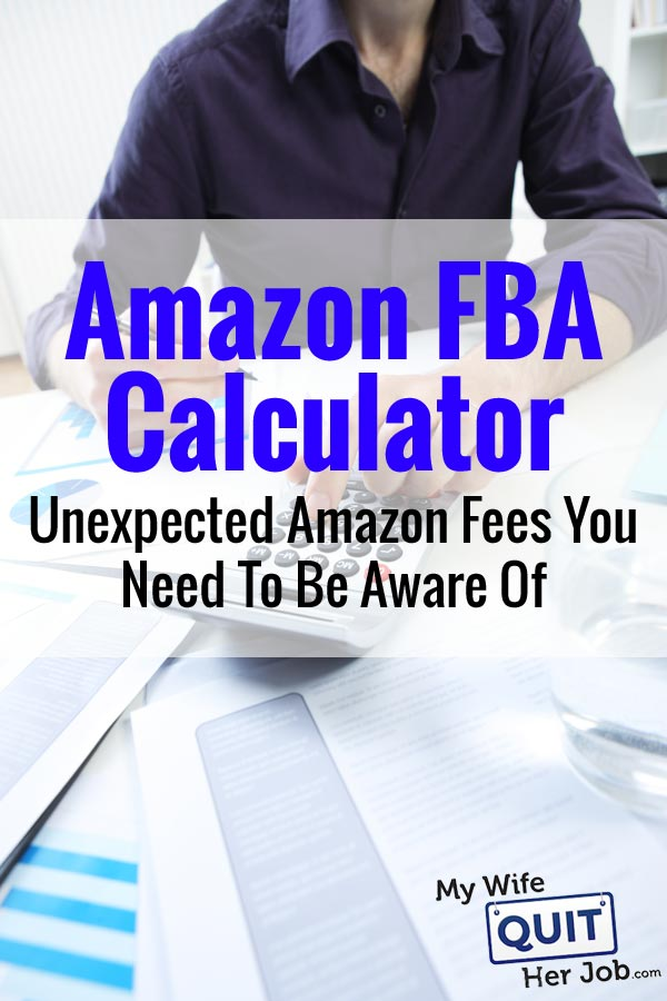 amazon seller central fba calculator