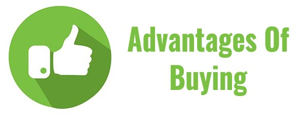 Advantages Of Buying A Business