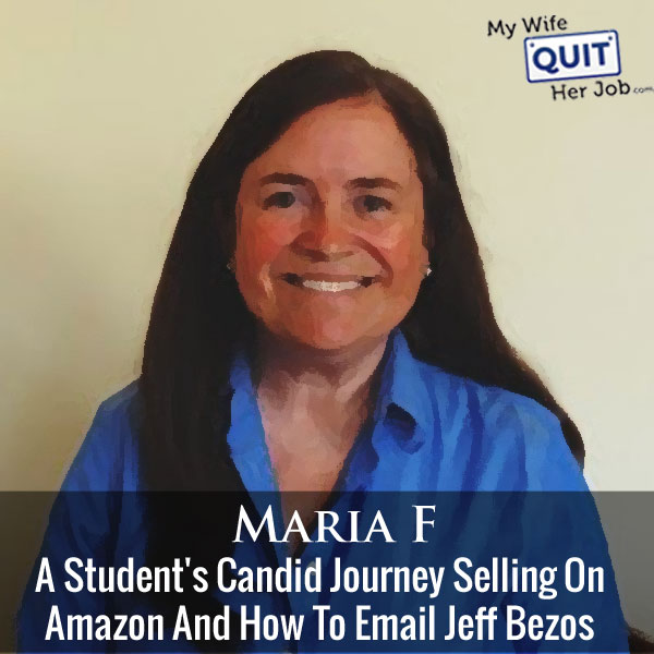 245: A Student's Candid Journey Selling On Amazon And How To Email Jeff Bezos