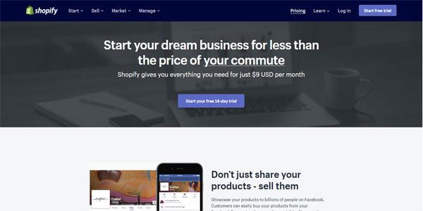 Shopify Lite