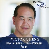 250: How To Build a 7 Figure Personal Brand With Victor Cheng