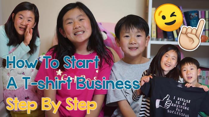 How To Start A Tshirt Business Step By Step