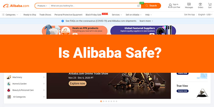 Is Alibaba Safe?