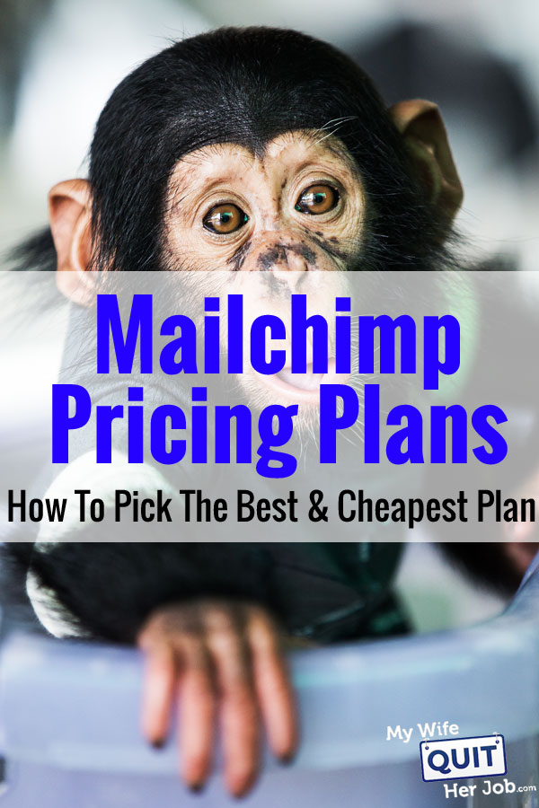 Mailchimp Pricing - How To Pick The Best & Cheapest Plan