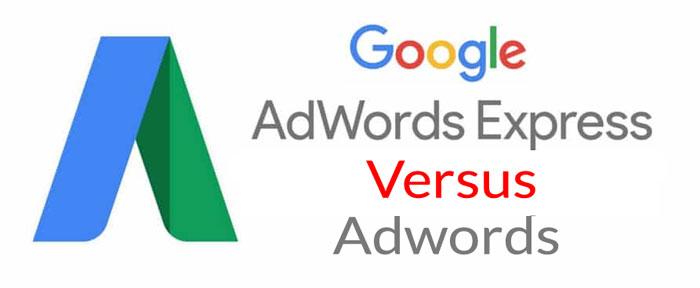 Adwords Express Vs Adwords