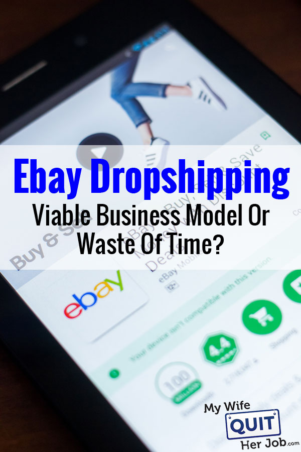 Ebay Dropshipping From Amazon - Viable Business Model? Or Waste Of Time?