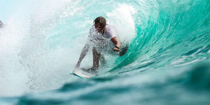 dropsurfing