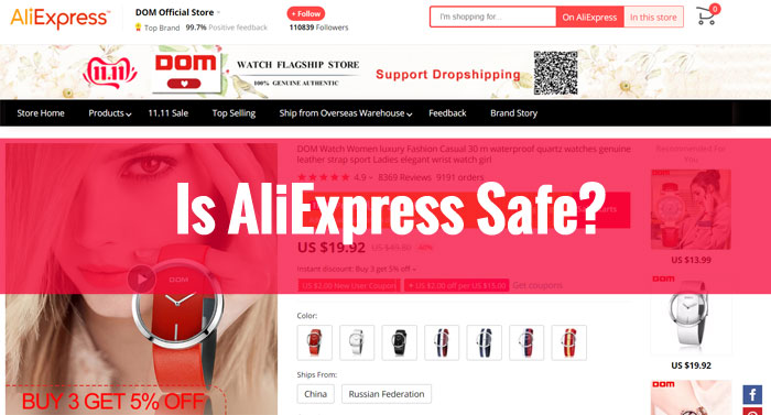 Is AliExpress Safe