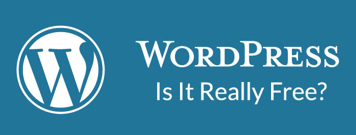 Is WordPress Free